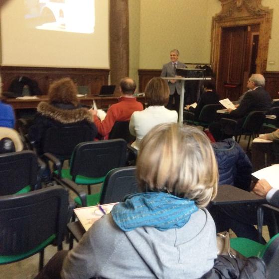 Roma Ospedale Fatebenefratelli SALA CONVEGNI - 23 Gennaio 2016