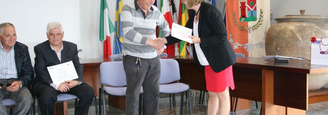 Cepagatti - Premiazione