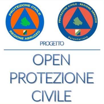 PROGETTO OPEN PROTEZIONE CIVILE
