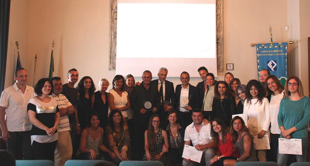 Il gruppo dei partecipanti al corso