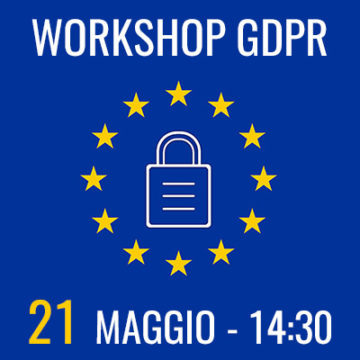 WORKSHOP PRIVACY GDPR