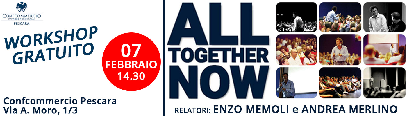Evento - All Together Now